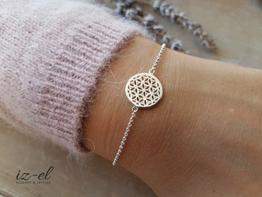 Armkette Lebensblume -