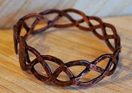 Armreif/ Armspange aus Kupfer -