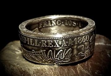 ᐅᐅ Coinring Münzring Ring Aus Sehr Alter Münze 1 Florin
