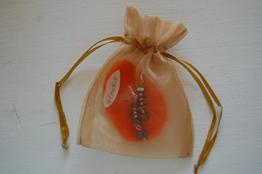 """Das """"Zwei in einem Paket """" :-) Hier habe ich ein Ensembel aus Dekorations - Fee und Ohrringen zusammengstellt. -"""