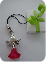 ENGEL POST Perlen-Engel mit Botschaft Handmade in Germany -