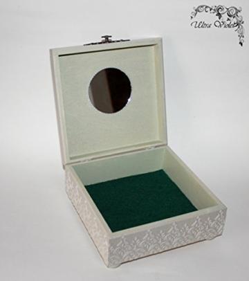 Exklusive Schatulle ,Box, schachteln, wood, für schmuck,Holzkästchen, Jewelry Box, Kästchen, Handarbeit. -