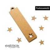 Geschenkanhänger Papieranhänger Tags Etiketten Weihnachten Stern -