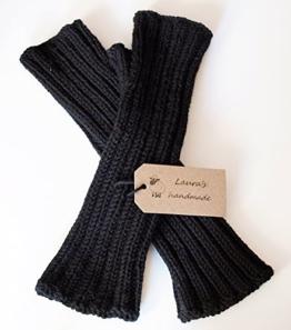 Handschuhe fingerless - Ärmel -
