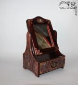 Kommode / Minikommode mit Spiegel, Schatulle ,Box, schachteln, Kästchen, wood, für schmuck -