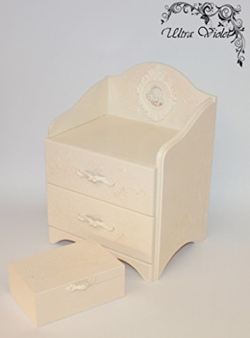 Kommode / Minikommode , Schatulle ,Box, schachteln, Kästchen, wood, für schmuck -