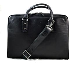 Leder herren damen tablet tasche notebook tasche schwarz messenger ledertasche umhangetasche schultertasche tragetasche tasche -