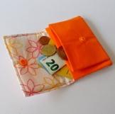 """Mini-Geldbeutel """"spring"""" 10 x 8 cm von frollein cosa -"""
