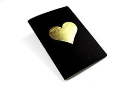 Notizheft - Großes Herz -