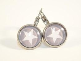 """Ohrringe """"Vintage Star"""" -"""