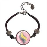 Pokemon Banettite Mega Stone Armband Armreif Mode Schmuck Charm Cosplay symbol Banette -