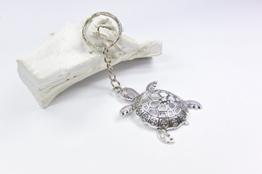 Schlüsselanhänger Schildkröte Maritim Meer -