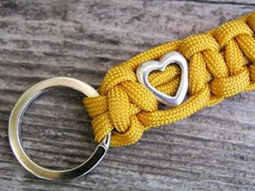 Schlüsselanhänger Valentinstag Schlüsselband Herz Valentinsgeschenk für Frauen Ich liebe dich -