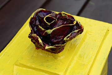 Schmuckkästchen mit Rose -