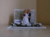 Silberhochzeit- Geldgeschenk - 25 Jahre Ehe -