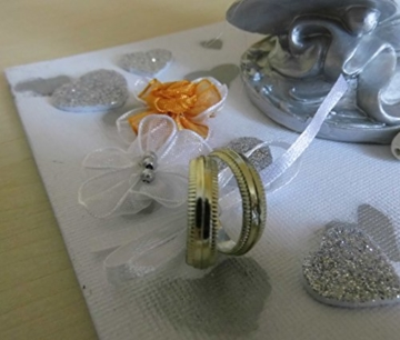 Silberhochzeit - Geldgeschenk - Geschenk -