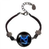 Team Mystic Armband Armreif Anime Symbol Anhänger Mode Schmuck Cosplay Charm -