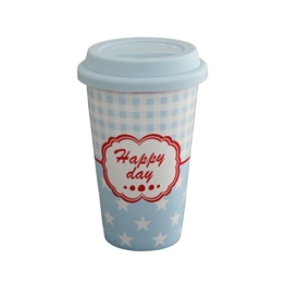 "To go - Becher ""happy day"" -"