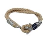 Wickelarmband Maritime Armband Unisex von Bran Marion -